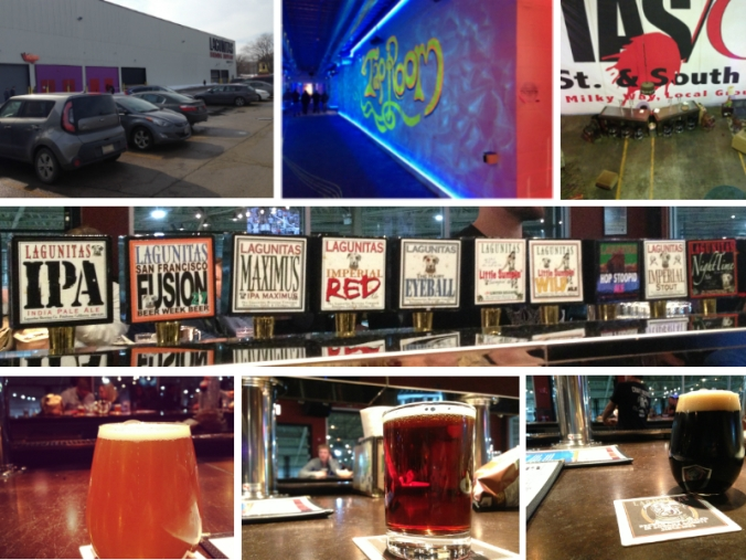 lagunitas collage